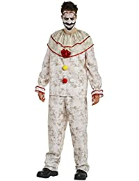 American Horror Story: Freak Show Twisty The Clown Adult Costume, X-Large 50