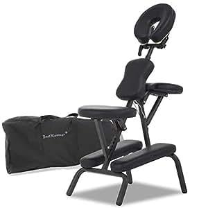 Amazon.com: Silla de masaje portátil sillas de masaje ...
