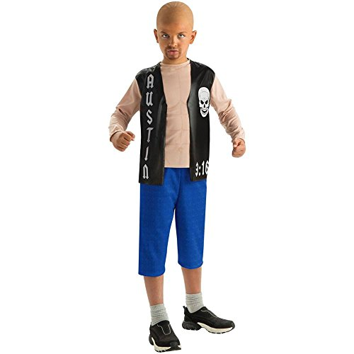 WWE S (Stone Cold Steve Austin Fancy Dress Costume)