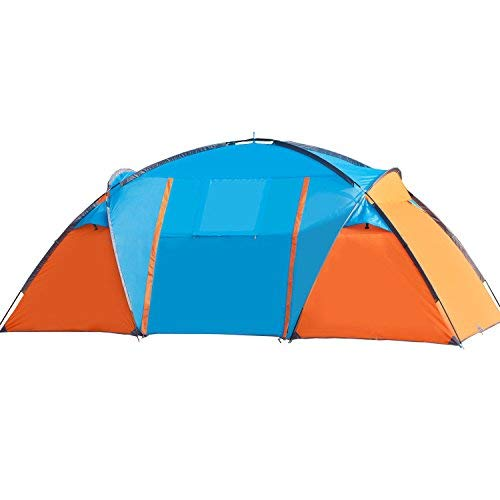 BELLAMORE GIFT Tent Outdoor Family Camping Hiking 4 Person Sport Travel Waterproof by BELLAMORE GIFT