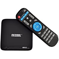 QheTrend M8S PRO+ Android 7.1 TV Box Amlogic S905X 64 bit Quad-core DDR3 1GB 8GB 2.4 WiFi 4K UHD & LAN VP9 DLNA H.265