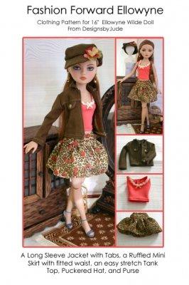 Fashion Forward Pattern for Ellowyne Wilde