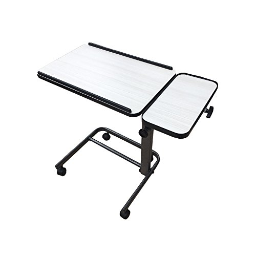 The 8 best overbed tables on wheels tilt
