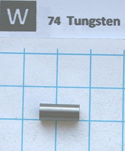 Pure Element 74 Sample 4.5 gram 99.9/% Tungsten Metal Mini Rod Free Shipping