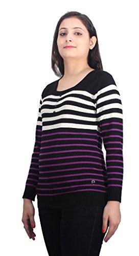 Romano - Sweat-shirt - Femme Noir Noir