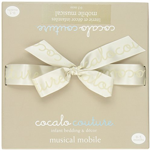 CLOSEOUT CoCalo Couture In Cyprus Musical Mobile by CoCaLo