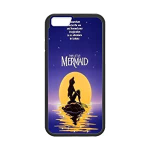Custom High Quality WUCHAOGUI Phone case The Little Mermaid & Ocean Protective Case For Apple iphone 6 4.7 screen Cases - Case-19