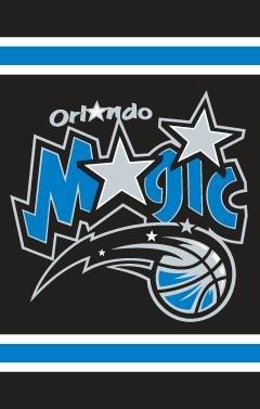 Party Animal Orlando Magic Banner NBA Flag