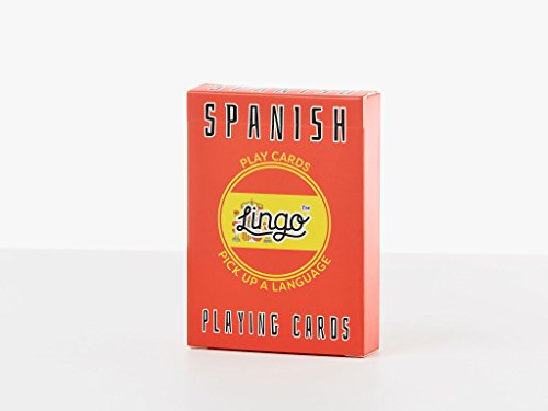 Easy to use Spanish teaching cards are a lot of fun