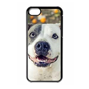 ALICASE Diy Hard Shell Case Pit Bull Terrier Case For Iphone 4/4S Cover [Pattern-3] by ruishername