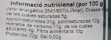 Casa Gispert Almendra Marcona Cruda Sin Piel Frutos Secos - 500 gr: Amazon.es: Alimentación y bebidas