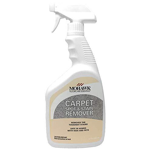 New Mohawk Carpet Spot & Stain Remover Spray Bottle 32 fl oz