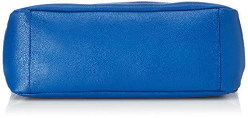 Piero Guidi 21373 Magic Circus Classic Leather Borsa Tote, 35 cm, Blu Cobalto