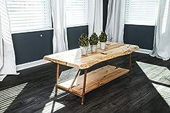 Niangua Furniture Live Edge Rustic Coffe...