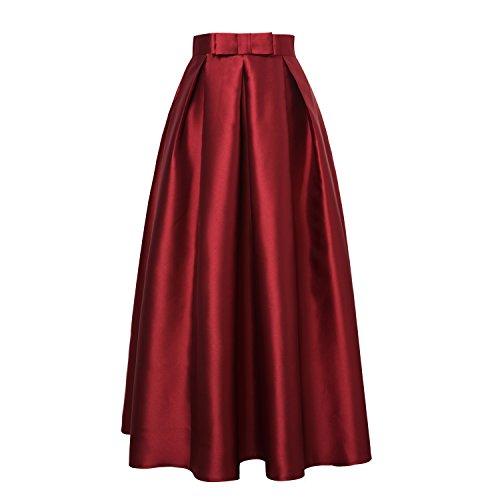 Lavender Wrap Skirt - 6