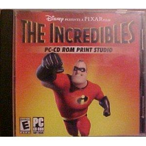 The Incredibles PC-CD ROM Print - Za Sunglasses