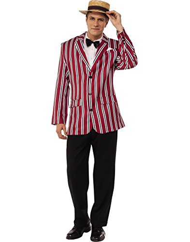 Rubie's Men's Good Time Sam Costume, As Shown, Extra-Large -