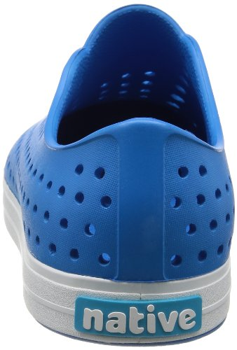 native Jefferson Water Shoe Galaxy Blue/Shell White Hhqm8