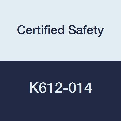 Certified Safety K612-014 16M ANSI Arborist First Aid Kit in Metal