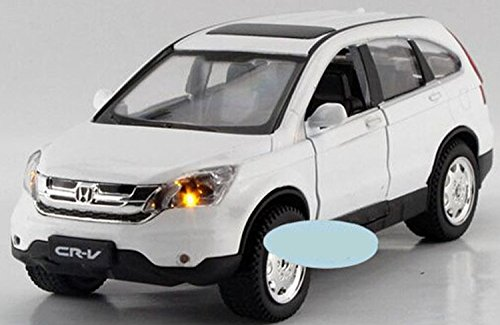 1:32 Scale White Dongfeng Honda CRV Alloy Diecast Car ...