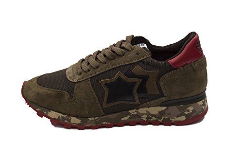 Atlantic Stars Argo/Militare Sneaker Uomo 42