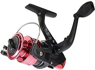 TENGGO 3Bb Pêche Spinning Reel Gauche/Droite Moulinet De Pêche 5.2:1-Rouge
