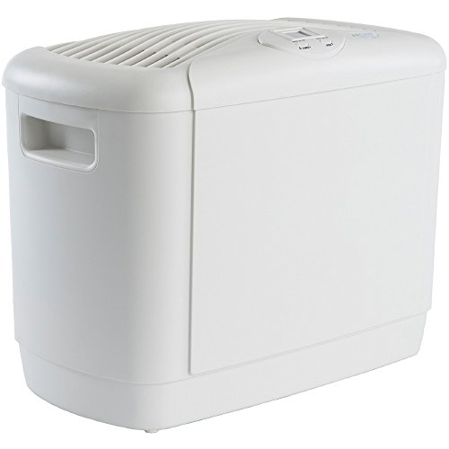 1,250 Sq.Ft. Mini-Console Evaporative Humidifier w/ a Digital Humidistat