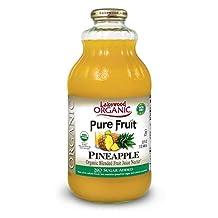 Lakewood - Organic Pure Fruit Juice Pineapple - 32 oz.