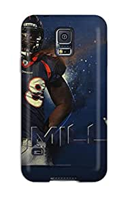 For Galaxy S5 Tpu Phone Case Cover(von Miller)