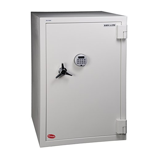 Hollon FB-1054E Oyster Series 2 Hr Fireproof Security Safe Size: 9.71 Cu.Ft., Lock Type: Electronic Lock (Fireproof 2 Safe Hr)