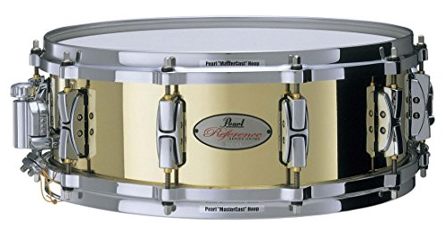 - Pearl Reference Brass Snare Drum 14 x 5 in.