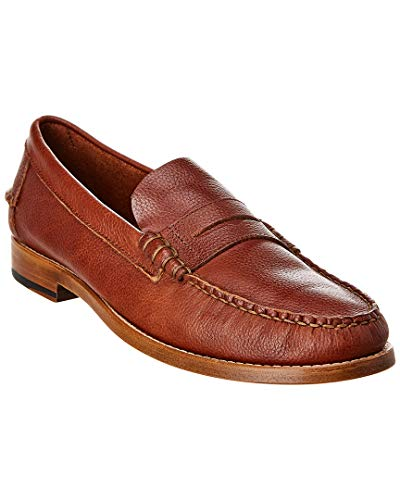 (Sebago Mens Legacy Penny Brown/Tan 9 D)