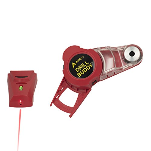 Adirpro Drill Buddy Cordless Dust Collector With Laser