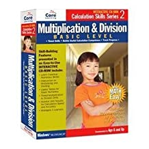 Calculation Skills V2, Multiplication & Division-Basic Level