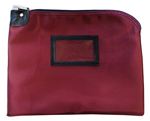 Locking Document Security HIPAA Bag 11 x 15 (Deposit Bags Locking Pop Up)