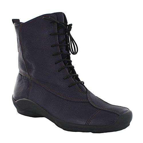 80120 Chaussures Comfort Pima à lacets Wolky Cassé Cuir Blanc PSBzqZPgw