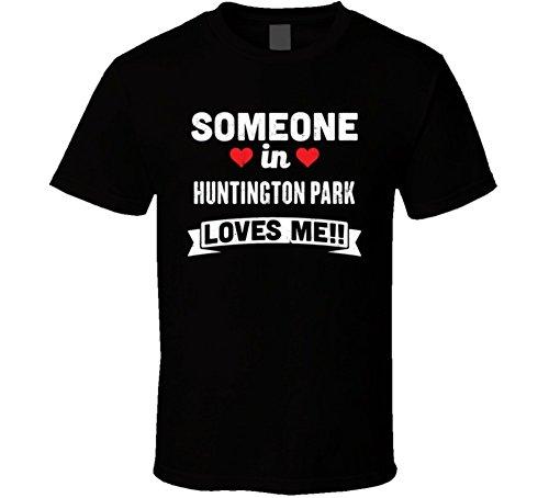 Someone in Huntington Park California Loves Me Funny