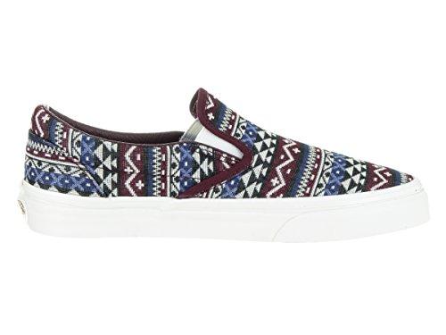 Vans Checkerboard Prt Classic Unisex Shoe Ryle Slip Bdb Skate On vwErvxAaq