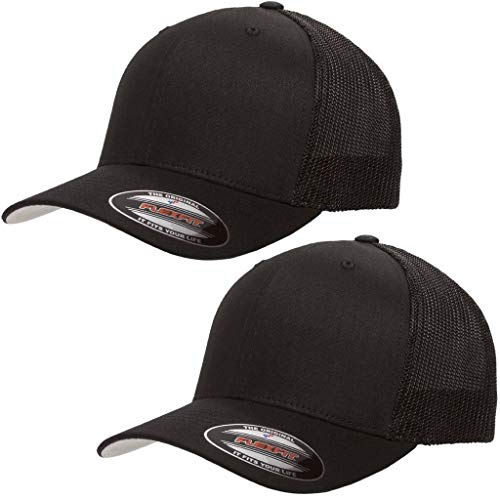 7d1d8bbeb66 Jual Flexfit Trucker Hat for Men and Women