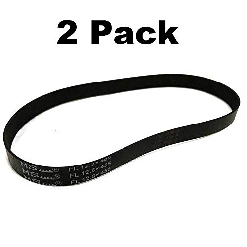 New Vacuum Pars Hoover FH-50950 50951 Flat Belts Power Path Carpet Washer 2 Pack