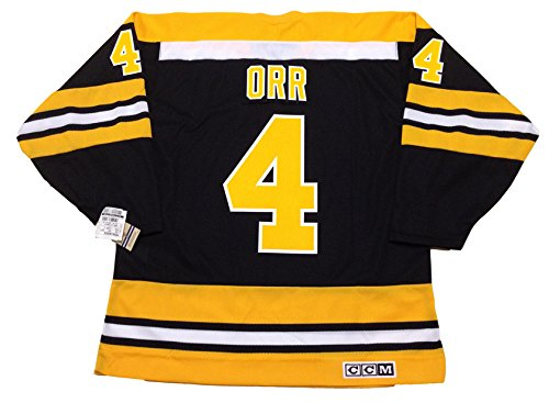 Bobby Orr Boston Bruins 1970 CCM vintage jersey Reebok/CCM
