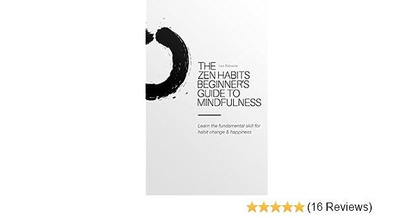 zen habits running