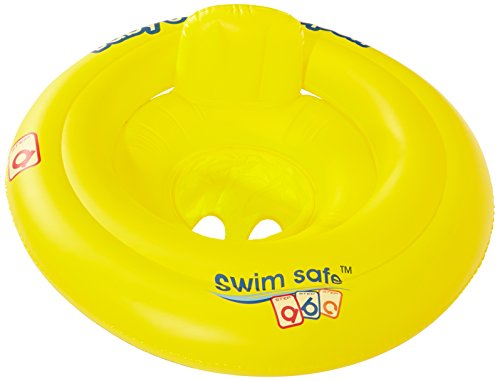 Bestway- 6385 Baby Schwimmsitz 0-12 Monate Schwimmring Schwimmhilfe