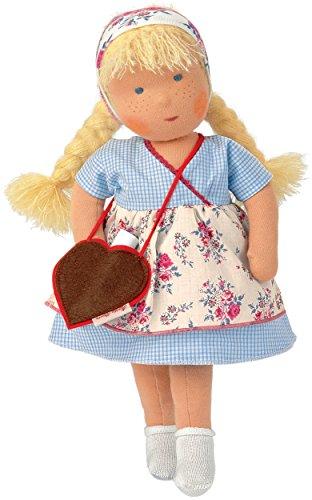 Blonde Waldorf Doll - Kathe Kruse - Waldorf Doll, Heidi