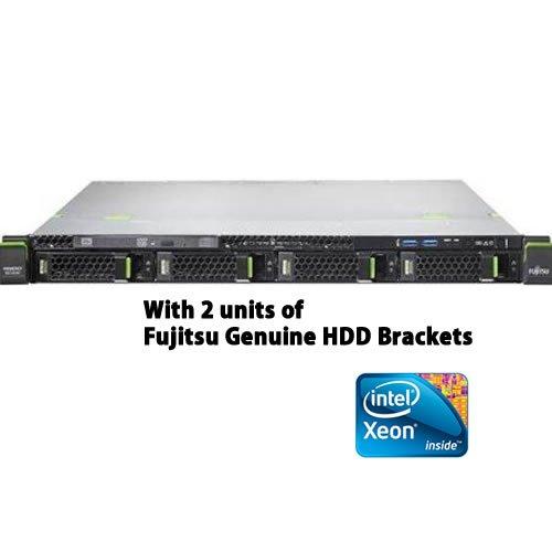 PRIMERGY Fujitsu Server RX1330 M1(Xeon E3-1231v3/4GB/No HDD) + 2 HDD Brackets