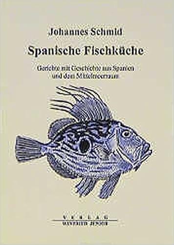 Spanische Fischküche.