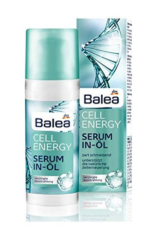 Balea Cell Energy Serum In Oil Supports Natural Cell Renewal
