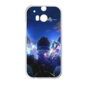 Shiny cool warrior Cell Phone Case for HTC One M8