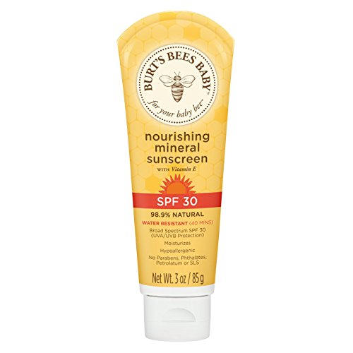 Burts Bees Sunscreen