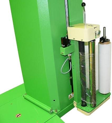 Amazon.com: jorestech palé Stretch máquina Wrapper sin pre ...